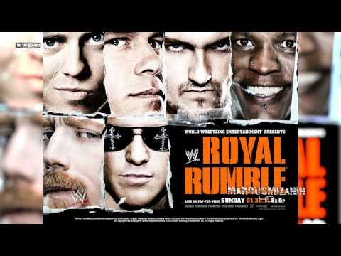 """WWE Royal Rumble 2011 Theme Song - """"Living In A Dream"""" + Download Link"""