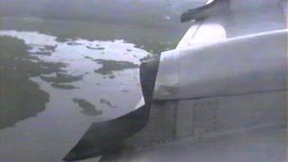 TAM Flight, Santa Cruz - Puerto Suarez, Bolivia.