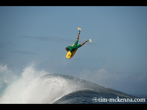 Perfect Teahupoo - Tahiti by the Bodyboarding World Champion