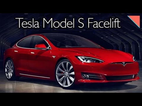 Tesla Model S Styling Changes, Green Car Segment Shrinking - Autoline Daily 1841