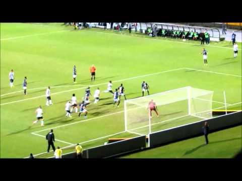 Maior chance perdida de gol  - Corinthians 1 x 1 Penapolense