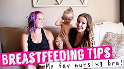 Breastfeeding Tips - Advice for Nursing Your Baby!