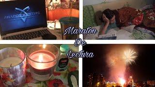 Maraton de lectura | 31dec-6ian