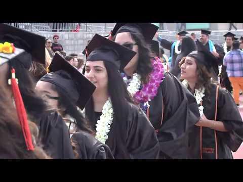 2018 Ventura College Graduation
