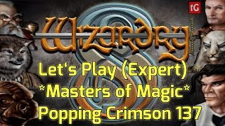Let's Play Wizardry 8 on Expert: Popping Crimson #137 PC Gameplay HD