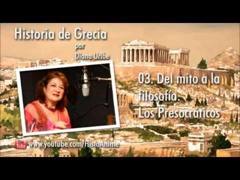 03. Del mito a la filosofía - Los Presocráticos por Diana ...