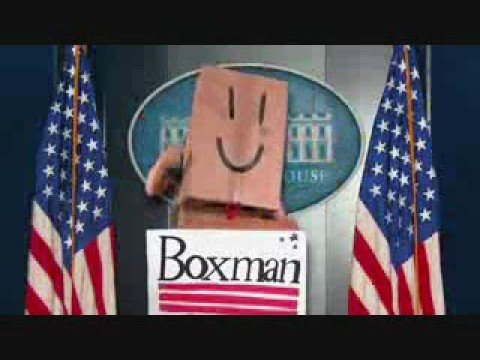 boxman for president free mp3