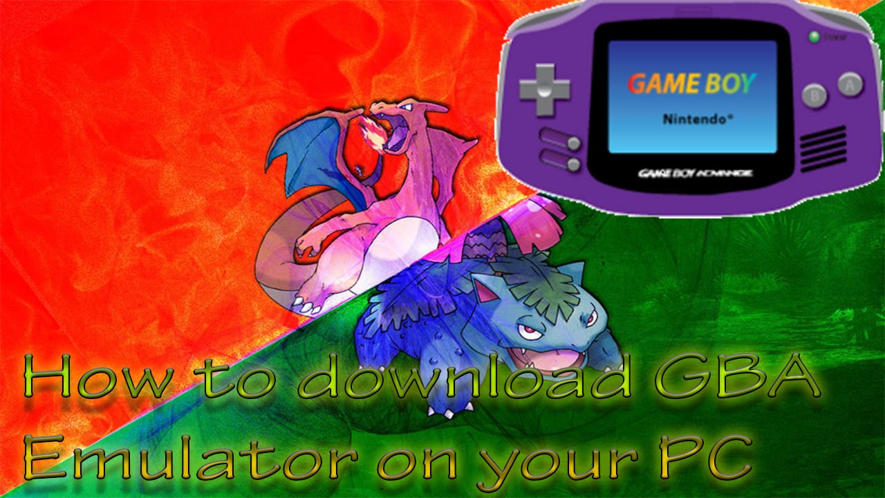how to download gba emulator games
