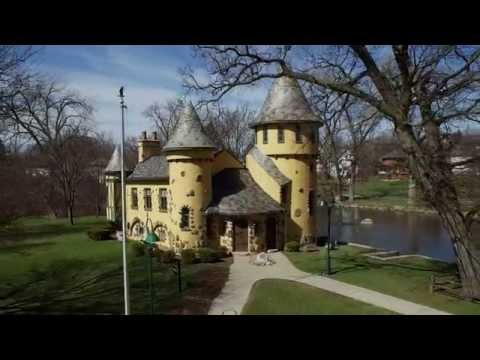 Curwood castle aerial video youtube curwood castle aerial video publicscrutiny Image collections