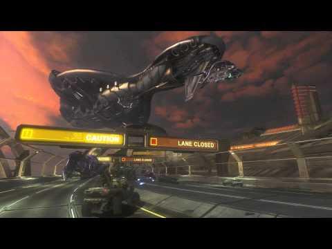 Halo 3: ODST Complete Soundtrack 17 - Coastal Highway