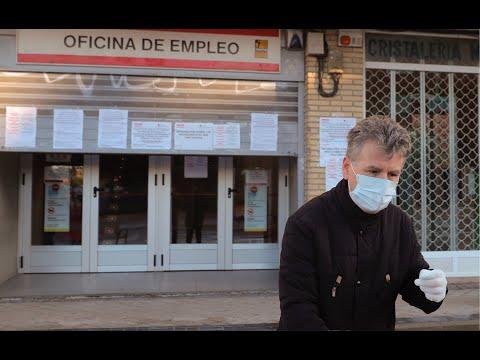 El coronavirus destruye casi 834.000 empleos en España