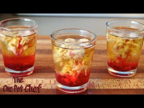Brain Hemorrhage Cocktail Shot | One Pot Chef