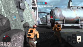 Star Wars Battlefront Launch gameplay pt1 - Supremacy Mode
