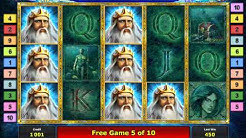 Slot Machines Lord Of The Ocean bonus online