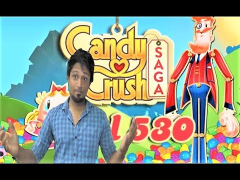 Thumbnail: Candy Crush Saga Level 530 GAMEPLAY