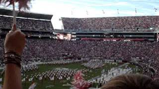 Alabama football student section 2010