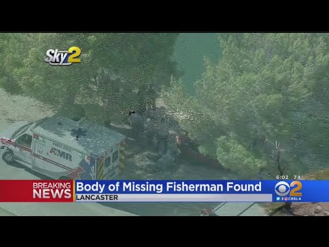 Body Of Missing Fisherman Found