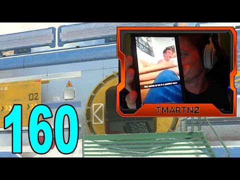 GameBattles LIVE - Part 160 - Crazy Roommate Snapchats (Advanced Warfare Competitive)