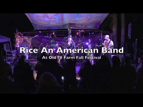 Rice An American Band at Old 78 Farm Fall Festival 2019~10~05