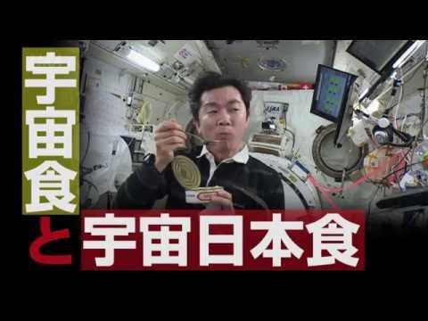宇宙食と宇宙日本食