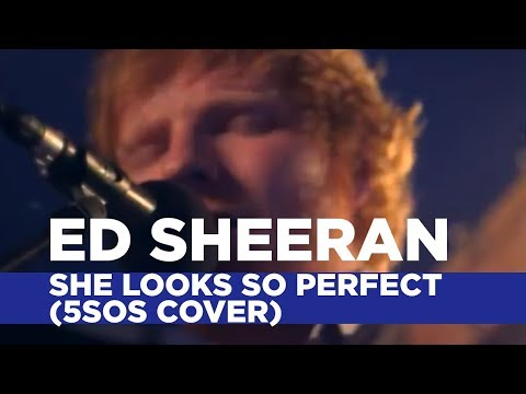 Thumbnail: Ed Sheeran - She Looks So Perfect (5SOS Cover) (Capital Session)