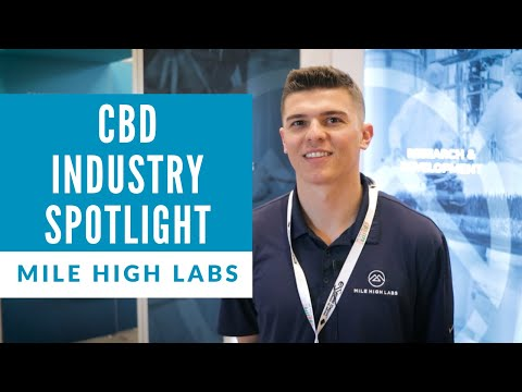 cbd-industry-spotlight:-mile-high-labs-(cbd-expo-2019)