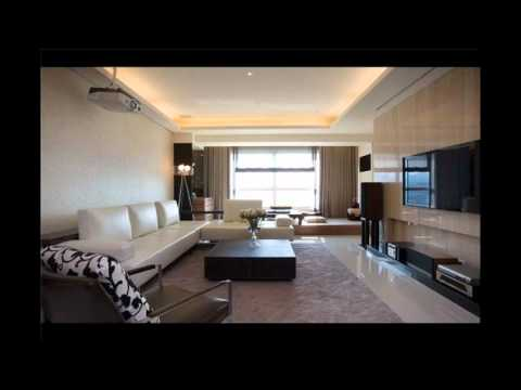 Living room curtains living room wall units contemporary for Interior designs by twinkle khanna