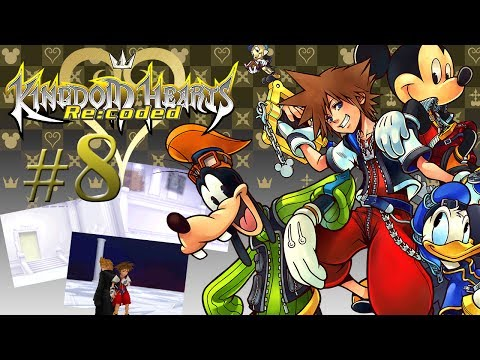 [#08 - Castle Oblivion (All Cards Endings) & Final Boss Battle] Kingdom Hearts Re:coded