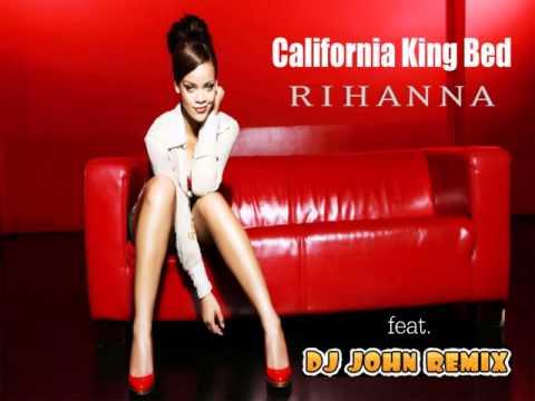 California king bed (dj john remix)