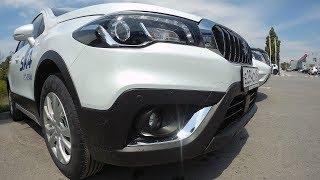 PART: 2.  Тест-Драйв   Suzuki SX4 / Видео