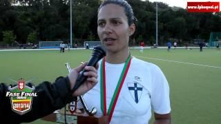 Fase Final 13/14 - Entrevista Zita Santos, Melhor Marcadora CNHC SF thumbnail