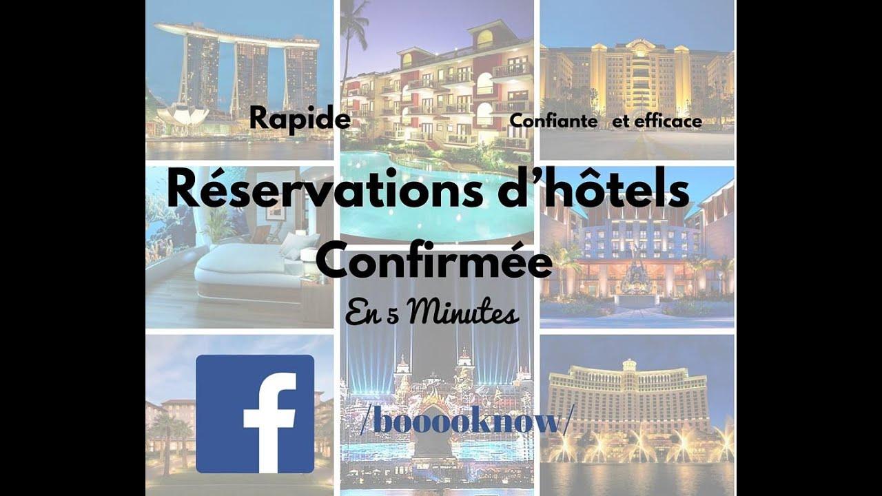reservation hôtel espagne pour visa