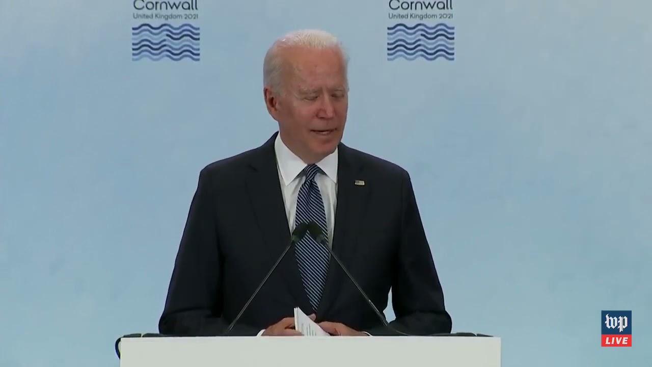 Joe Biden Confuses Syria With Libya THREE TIMES