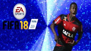 HOW TO CREATE VINÍCIUS JR IN FIFA 18
