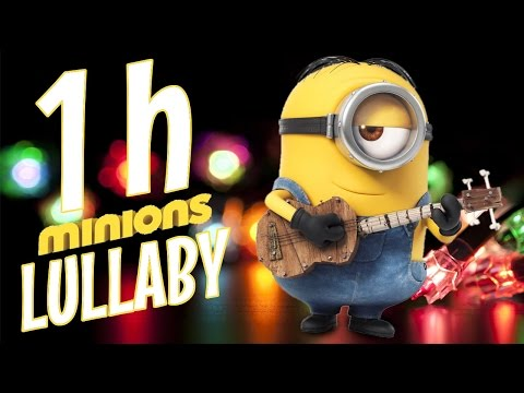 Minions Christmas Lullaby 1h ★ Magic We Wish You a Merry Christmas