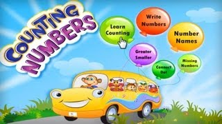 Count Numbers Android App | Best Education Game for Kids | Number Games for Children