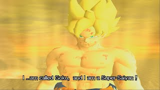 Dragon Ball Z Budokai Walkthrough Part 5 - SSJ Goku vs Frieza 100% Power (PCSX2 + Sweetfx)