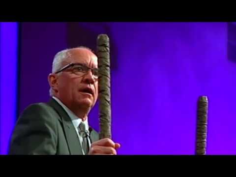 """It's Time for Aaron's Rod To Bud"" Anthony Mangun BOTT 2009"