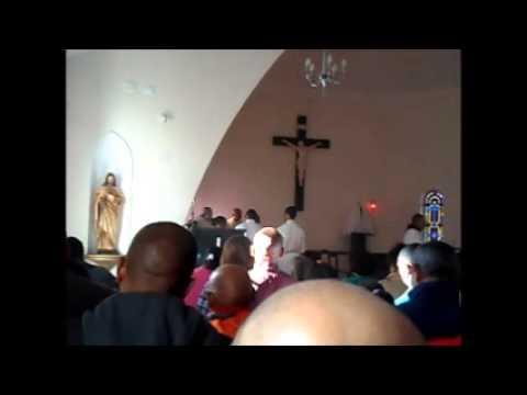 Re-dedication celebration of St Mary's Catholic Church, Grahamstown