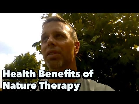 Anxiety & Depression Help Through Nature Therapy w/ Nate Summers