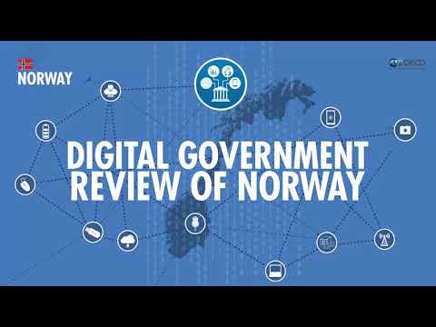 Boosting the Digital Transformation of the Public Sector in Norway - OECD