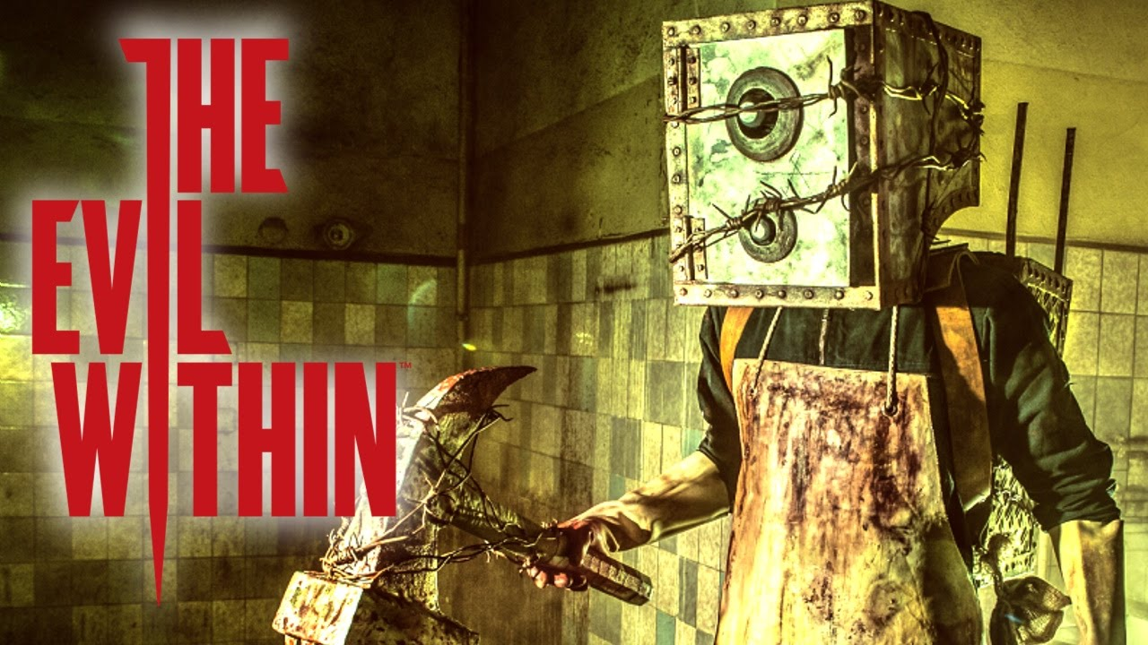 The keeper boss fight the evil within chapter 7 the keeper youtube - Pyramid head boss fight ...