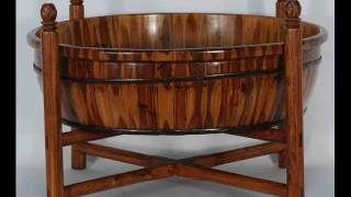 Chinese Baby Bath Coffee Table_bk0097y.wmv