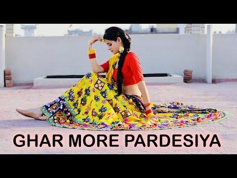 Ghar More Pardesiya  Dance  By KANISHKA TALENT HUB  KALANK