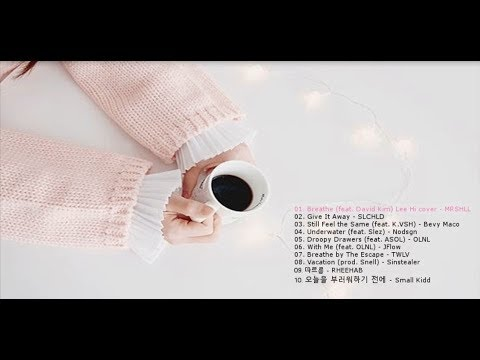 Song Spotlight || 10 songs by underground artists || chill kr&b