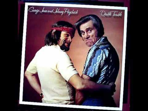 George Jones and Johnny Paycheck -  Mabeline