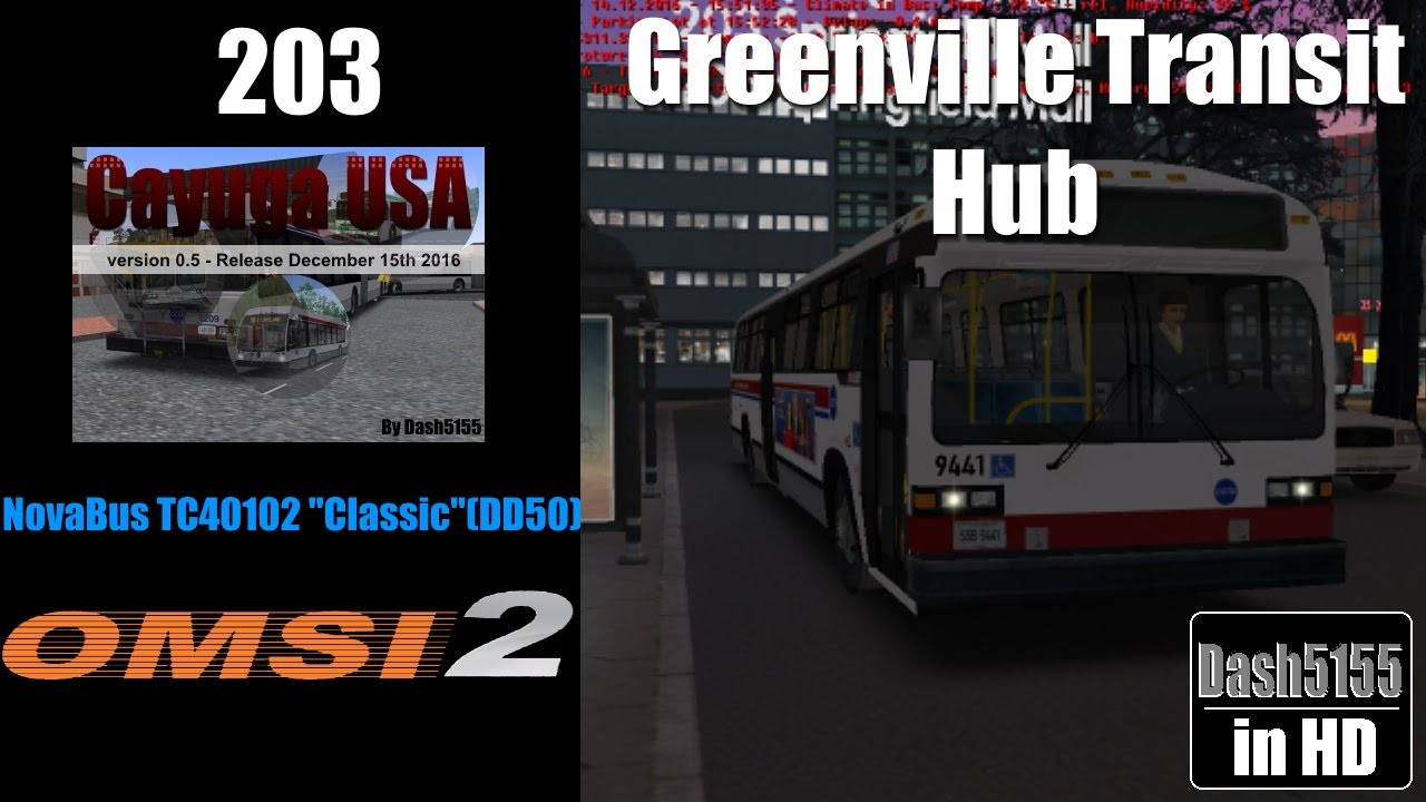 Steam Community :: Video :: Cayuga USA Route 203 with