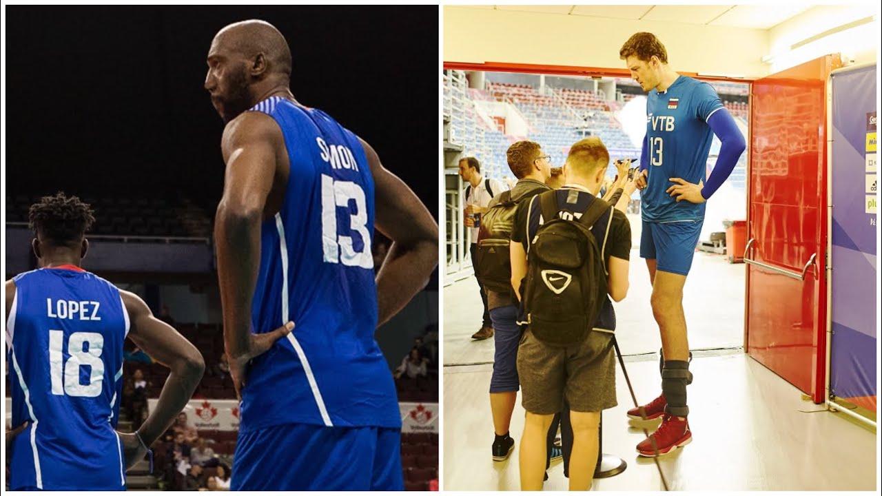 Robertlandy Simon VS Dmitriy Muserskiy | Who is Better !?