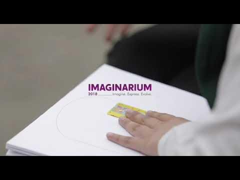 KNMA IMAGINARIUM 2018 - IMAGINE. EXPRESS. EVOLVE