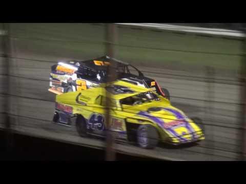 IMCA Modified feature West Liberty Raceway 5/14/16